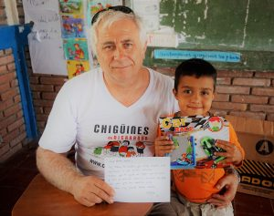 Entrevista a Juan Perpiñá, fundador de la ONG Chigüines de Nicaragua