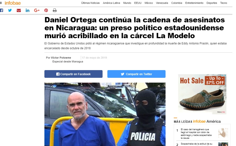 dictadura de nicaragua 3